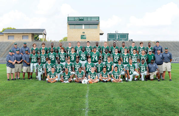 South High 2013 Varsity Football Team