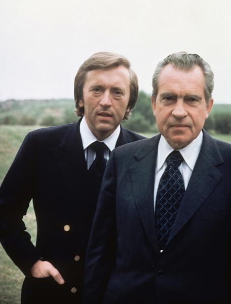 David Frost, Richard Nixon