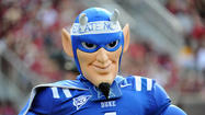 Photos: College football mascots