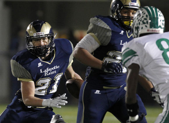 Lafayette is one of the Bay Rivers teams that opend practiceon Thursday