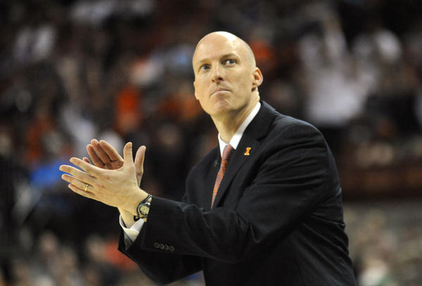 Illinois coach John Groce has reportedly added to his 2014 recruiting class.