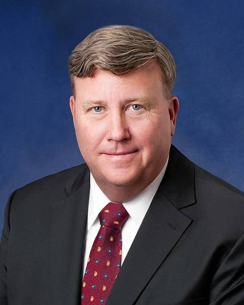 Rick H. Edwards, 56, is executive vice president in charge of Lockheed Martin Missiles & Fire Control.