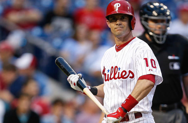 In the last three seasons, Michael Young has played all four infield positions as well as designated hitter.