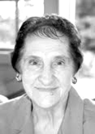 June Lorraine Wastler