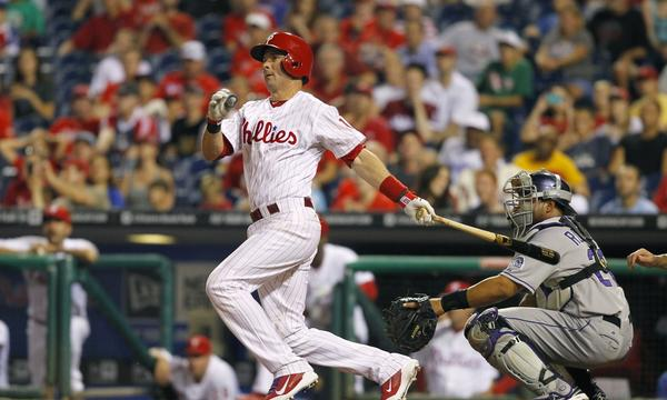 Newly acquired infielder Michael Young is expected to see limited playing time with the Dodgers.