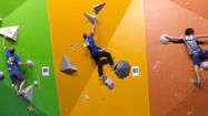 Injuries rare for indoor climbers: study
