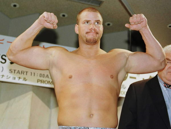 Former WBO heavyweight champion Tommy Morrison died at 44 September 1. 2013 in Omaha, Neb.