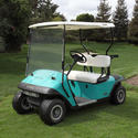 E-Z Go golf cart