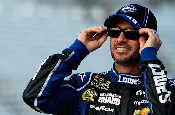 Five-time Sprint Cup champion Jimmie Johnson has been struggling recently but the Hendrick Motorsports team still has him in position to make the Chase for the Cup playoffs.