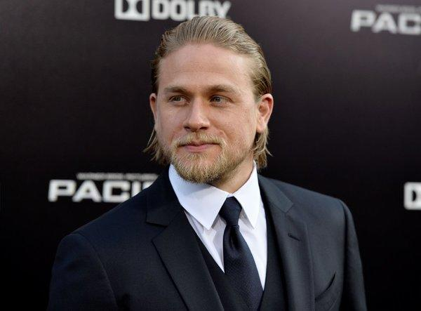 "Charlie Hunnam (""Sons of Anarchy,"" ""Pacific Rim"") has been cast as Christian Grey in ""Fifty Shades of Grey."""