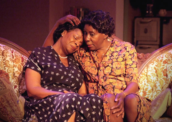 "Ruby Hinds and Jolie Oliver as sisters in ""The Old Settler,"" a moving portrait of endurance and human connectedness."