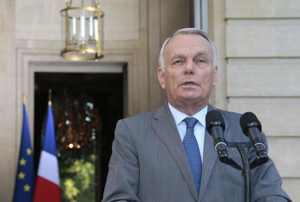 French Prime Minister Jean-Marc Ayrault called an emergency meeting of ministers and lawmakers Monday afternoon.