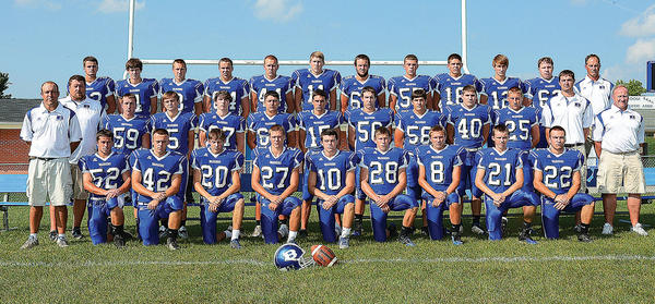 2013 Boonsboro football team