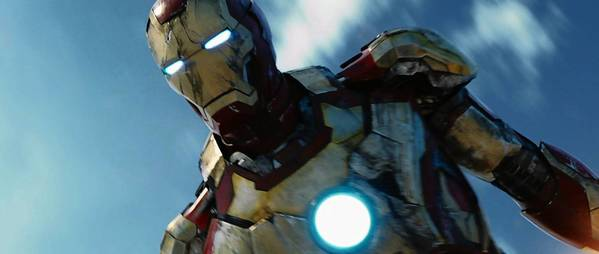 """Iron Man 3"" ruled the summer box office."