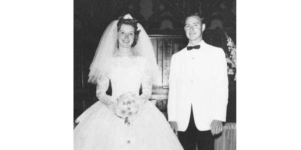 Mr. and Mrs. Oral Sutliff, 1963