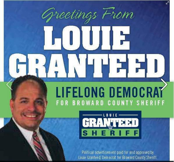 Louis Granteed lost to Scott Israel last fall