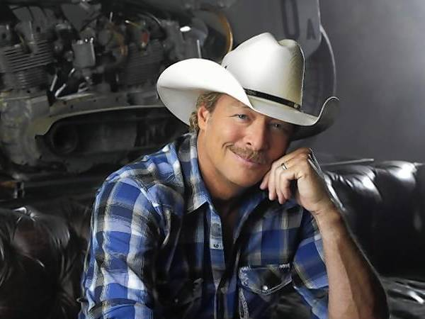 Alan Jackson continues his tour with a performance at MGM Grand at Foxwoods, Saturday, Sept. 7, at 7:30 p.m.