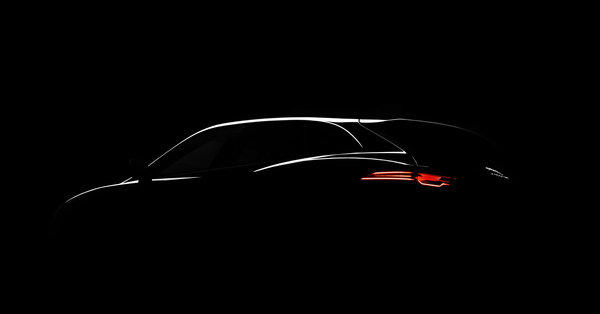 A teaser shot from Jaguar shows hints of the C-X17 concept crossover SUV that the automaker will unveil at the 2013 Frankfurt Auto Show next week.