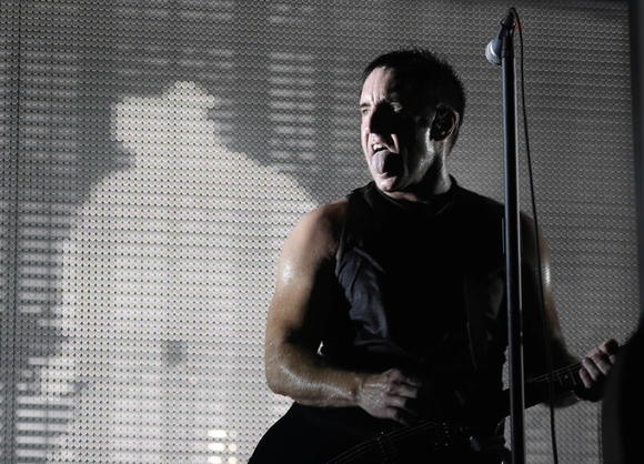 Trent Reznor and Nine Inch Nails perform at Lollapalooza in August.