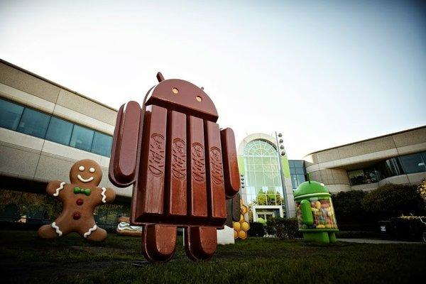 Google unveils latest creation: Android KitKat