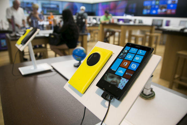 The Nokia Lumia 1020 features one of the best cameras of any smartphone.