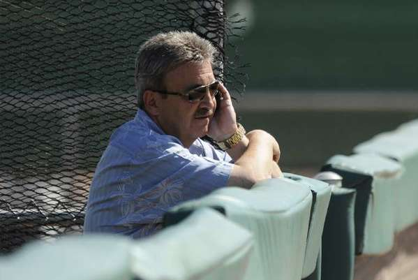 Ned Colletti has made a series of strong acquisitions for the Dodgers.
