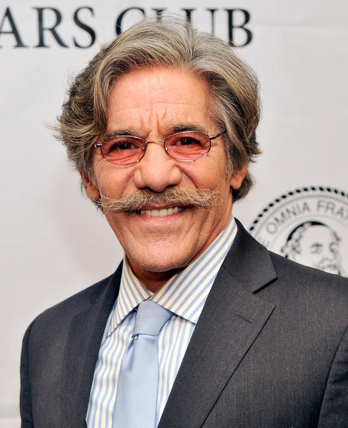 Journalist and TV personality Geraldo Rivera attends 'So You Think You Can Roast? - Dennis Rodman' March 2013.