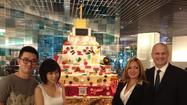 Las Vegas: Not a year old, Bacchanal Buffet welcomes millionth diner