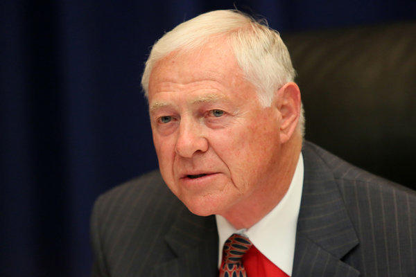 """The county needs options that result in [serious and violent offenders] serving their full sentences,"" says L.A. County Supervisor Michael D. Antonovich."