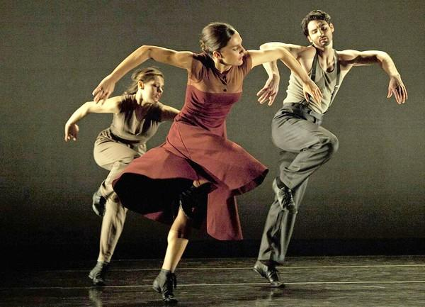 "Parsons Dance troupe will perform ""A Stray's Lullaby"" as part of the Laguna Dance Festival."