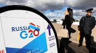 Troubles in emerging markets may dominate G-20 summit