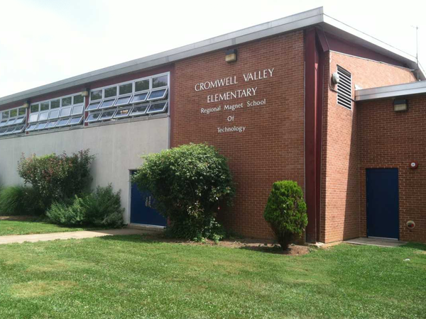 Cromwell Valley School in Towson.