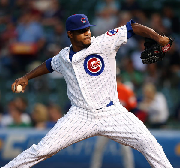 Edwin Jackson is a symbol of a lost summer.