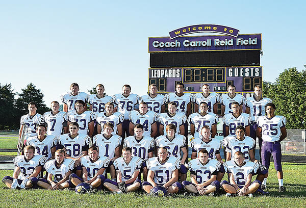 2013 Smithsburg football team