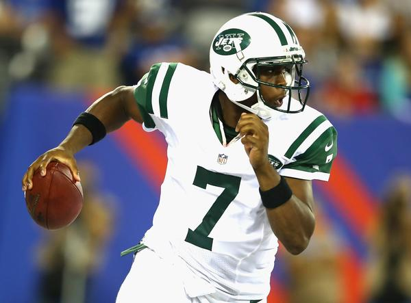 Rookie quarterback Geno Smith will start for the New York Jets this week against Tampa Bay.
