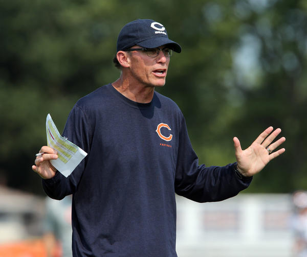 New Bears head coach Marc Trestman represents a mystery for opposing defense.