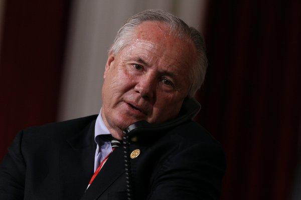 Los Angeles City Councilman Tom LaBonge must step down in 2015 due to term limits, and candidates to take over his seat are lining up.