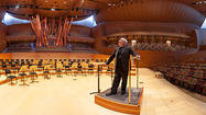 Panorama: Architect Frank Gehry at Walt Disney Concert Hall