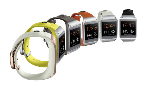 Samsung has unveiled its smartwatch, the Galaxy Gear.