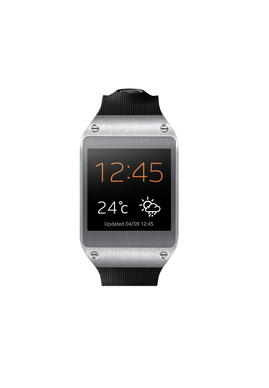 Samsung announced the Galaxy Gear Wednesday morning in Berlin.