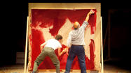 Review: 'Red' rounds out Rothko's edges at Long Beach Performing Arts