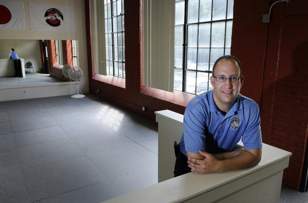 The Manchester Police Activities League (PAL), is expanding its space at its Hilliard Mill complex for the upcoming fall season, adding space for martial arts classes as well as homework and study areas for local youth. Stephen Desautels is the Executive Director of Manchester PAL.