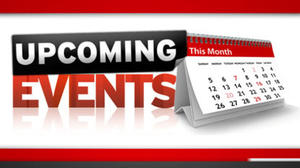 Upcoming Community Events (as of 9/4/13):