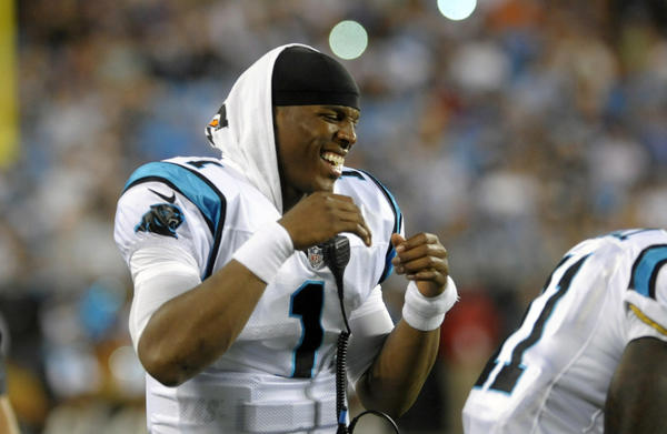 Carolina QB Cam Newton could be poised for a monster year in fantasy.