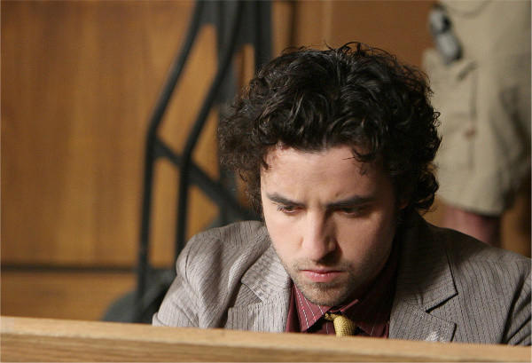 "David Krumholtz appeared on the CBS series ""Numb3rs."""