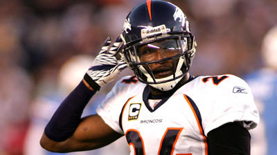 Broncos rule out Champ Bailey; Ravens list Dickson, McPhee as p…
