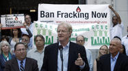 L.A. City Council members, activists call for ban on 'fracking'