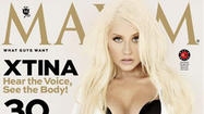 Christina Aguilera is skinny, sexy