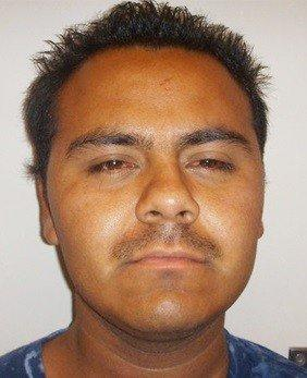 Joel Solis Aguirre was convicted of assaulting a 10-year-old girl as she slept.