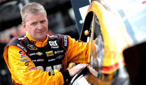 NASCAR driver Jeff Burton announced Wednesday that he will not be returning to race for Richard Childress Racing next year.
